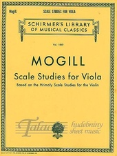 Scales Studies For Viola Based On Hrimaly Scale Studies