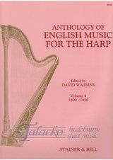 Anthology of English Music for Harp Volume 1