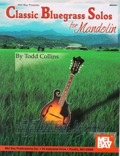Classic Bluegrass Solos for Mandolin