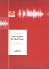 Three arrows for King Yoram
