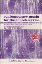 Contemporary Music For The Church Service