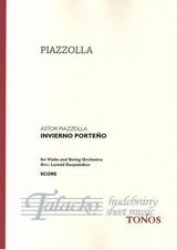 Invierno Portena for Violin and String Orchestra, VP