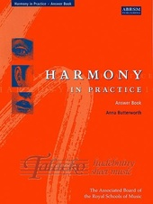 Harmony in Practice: Answer Book