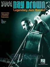 Legendary Jazz Bassist - Artist Transcriptions