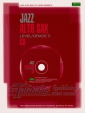 Jazz Alto Sax CD Grade 5