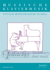 Russian Piano Music 1