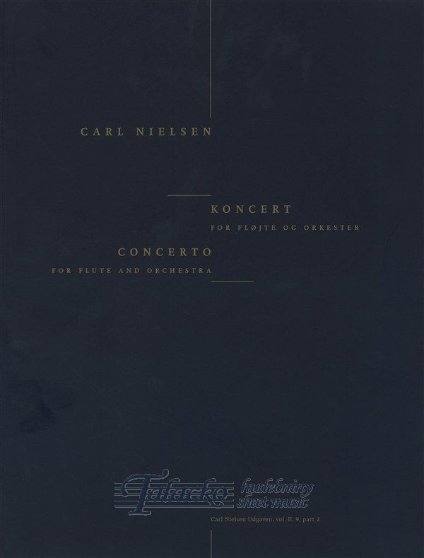 Concerto For Flute And Orchestra, VP