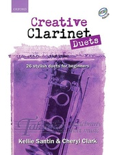 Creative Clarinet - Duets + CD