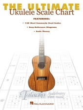 Ultimate Ukulele Scale Chart