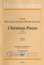 Christmas Pieces op. 72