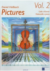 Pictures Vol. 2 + CD (cello)