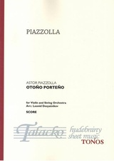 Otono Portena for Violin and String Orchestra, VP