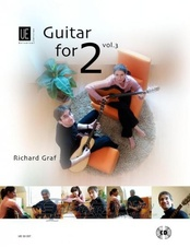 Guitar for 2 volume 3 + CD