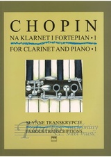 Famous Transcriptions for clarinet and piano