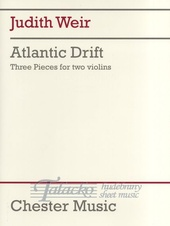 Atlantic Drift - Three Pieces For Two Violins