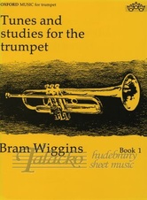 Tunes and Studies for the Trumpet book 1