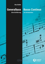 Generalbass - Basso Continuo An Introduction