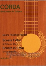 Sonata in F Major for Flute ang Guitar op. 1, 11