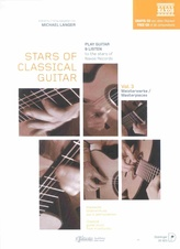 Stars of Classical Guitar vol. 3 + CD