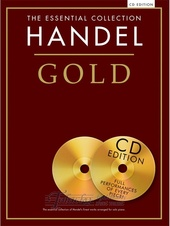 Essential Collection: Handel Gold + 2CD