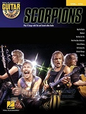 Guitar Play-Along Volume 174: Scorpions + CD