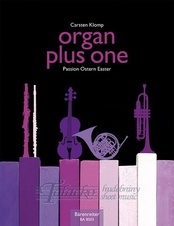 Organ plus one - Passion and Easter