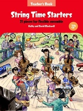 String Time Starters Teacher's book + CD