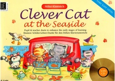 Clever Cat at the Seaside + CD