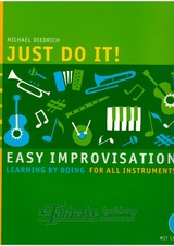 Just Do it! Easy Improvisation + CD