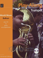 World Music: Play-Along Trumpet - Balkan + CD