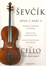 School Of Bowing Technique op.2, part 5 (Violoncello)