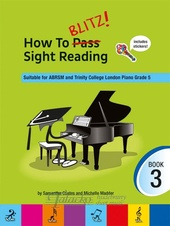 How To Blitz! Sight Reading (Book 3)