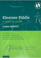 Klezmer fiddle: a how-to guide + CD