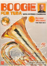 Boogie for Tuba with Patrick Sheridan + CD