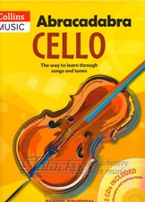 Abracadabra Cello - Third Edition + 2 CD