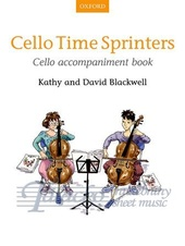 Cello Time Sprinters Cello Accompaniment Book