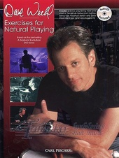 Exercises For Natural Playing + CD
