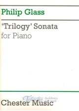 Trilogy: Sonata For Piano