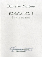 Sonata No.1 for Viola and Piano