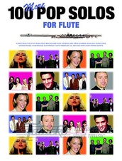 100 More Pop Solos For Flute