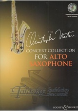 Concert Collection for Alto Saxophone + CD