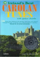 110 Ireland´s Best Carolan Tunes + 2CD