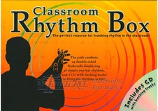 Classroom Rhythm Box + CD