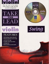 Take the Lead: Swing - Violin + CD