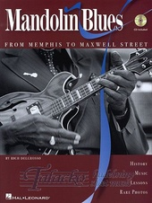Mandolin Blues - From Memphis To Maxwell Street + CD