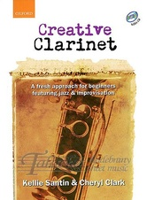 Creative Clarinet + CD