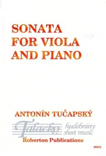 Sonata for viola and piano