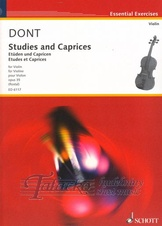 Studies and Caprices, op. 35