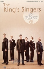 King's Singers: 40th Anniversary Collection (SATB)