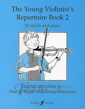 Young Violinists Repertoire Book 2
